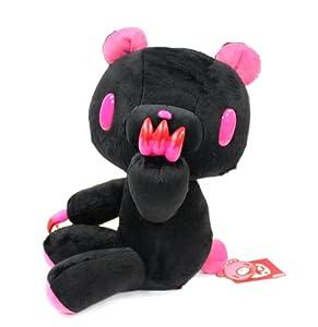 "14"" Gloomy Bear Plush Doll Toy - Black Color"