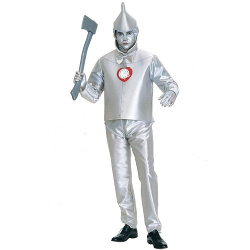 Rubies Costumes Mens The Wizard Of Oz - Tin Man Adult Costume