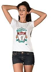 Liverpool Football Club White Girls T-shirt