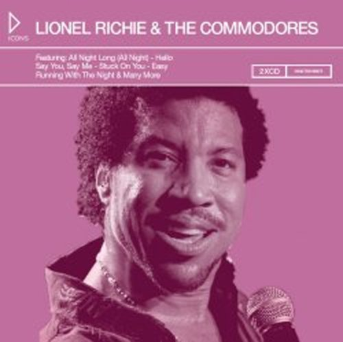 Oh No Commodores Lionel Richie Album Cover. Commodores on Maestro.fm