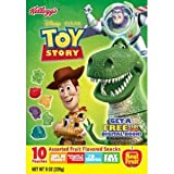 Disney Pixar Toy Story Fruit Snacks 8 oz. 10 pouches (2 Boxes)