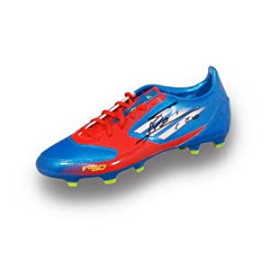 Lionel (Leo) Messi Signed Soccer Shoe at Amazon's Sports Collectibles