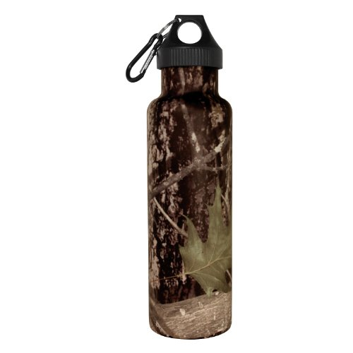 Aquatix Big Mouth Water Bottle, True Timber Camouflage, 21-Ounce