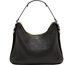 Vince Camuto Sadie Hobo,Black,One Size