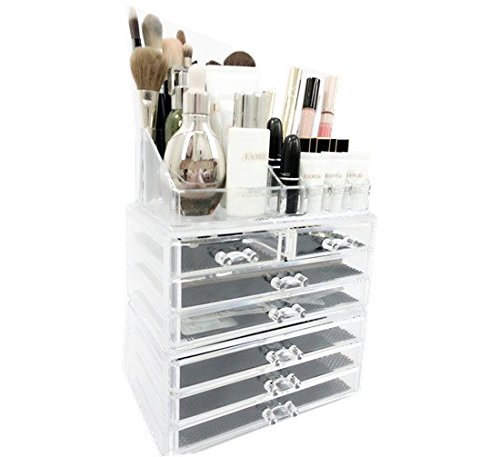 unique-home-acrylic-jewelry-and-cosmetic-storage-makeup-organizer-set-3-piece
