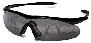 NFL Indianapolis Colts ANSI Rated Camovision EyeXtras UV Protection Sunglasses by EyeXtras