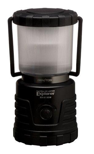 GENTOS (нежный) светодиодный фонарь проводника [яркость 300 люмен / непрерывное светильники 22 часа] Экс 313CW