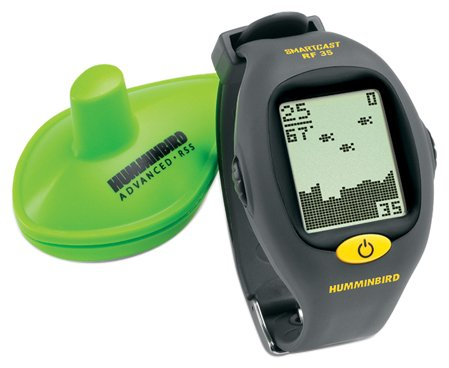 Wrist depth finder