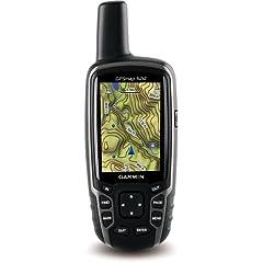 Garmin GPSMAP 62St Handheld GPS Navigator by Garmin