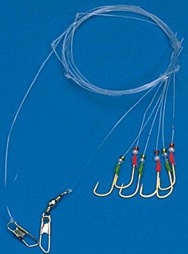 behr-hering-system-con-perle-e-oro-taglia-4-6-ganci-140-cm
