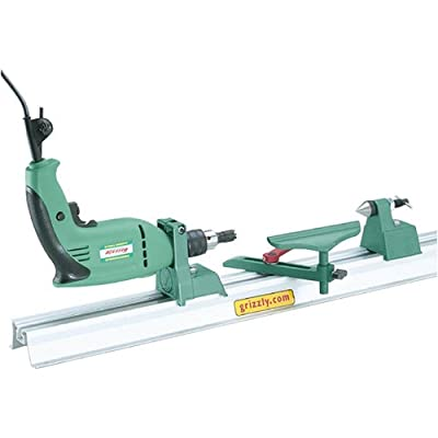 Grizzly H2669 Hobby Lathe/Disc Sander