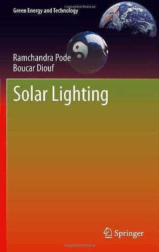 Solar Lighting (Green Energy And Technology)