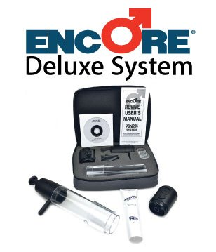 Encore Deluxe Vacuum Therapy System (Ed Rings compare prices)
