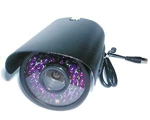 Telecamera infrarossi esterno colori 16mm 32 led mws for Telecamera amazon