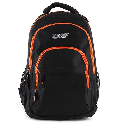 target-16214-zainetto-per-bambini-nero-arancione