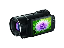 Canon VIXIA HF S200 Full HD Flash Memory Camcorder Pro Manual Control