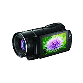 Canon VIXIA HF S200 Full HD Flash Memory Camcorder & Pro Manual Control