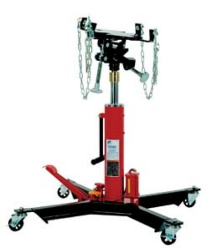 Atd Atd-7434 1 Ton Air Actuated Telescopic Transmission Jack