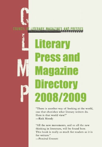 Literary Press and Magazine Directory 2008/2009 (CLMP Directory of Literary Magazines & Presses)