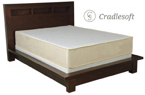 Cradlesoft¨, 12-Inch Ultra Premium Memory Foam Mattress With Coolmax¨, Twin
