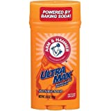 Arm & Hammer Ultra Max Invisible Solid Deodorant-2.8 Oz
