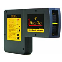IWI 70-1000 Accu-Tilt Fork Tilt Level Indicator for Forklifts and Lift Trucks