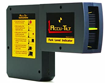 IRONguard 70-1000 Accu-Tilt Fork Tilt Level Indicator for Forklifts and Lift Trucks