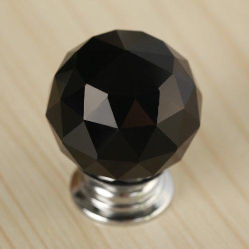 DECOOL (TM) 10x 40mm Diamant Kristall Moebelknopf Moebelknoepfe Moebelgriffe Moebelknauf Griff Knopf Schrank griff Pull Handle jetzt kaufen