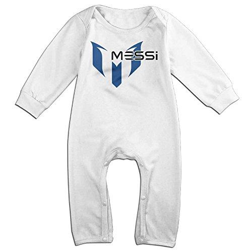 TLK Newborn Five Golden Ball Award Long Sleeve Jumpsuit Outfits 6 M