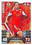 Match Attax 2013/2014 - Southampton F.C- #248 Gaston Ramirez Base Card