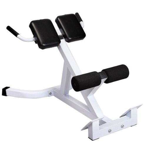 Hyper Extension Hyperextension Back Exercise Ab Bench Gym Abdominal Roman Chair front-307657