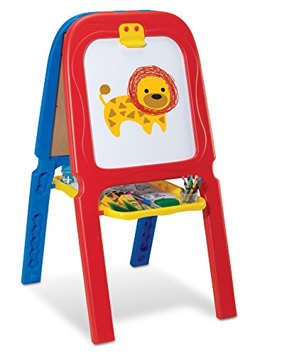 Crayola 3-In-1 Double Easel Kid's Easel - 1