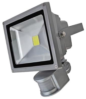 projecteur avec d tecteur de mouvement arev luminaires et eclairage. Black Bedroom Furniture Sets. Home Design Ideas