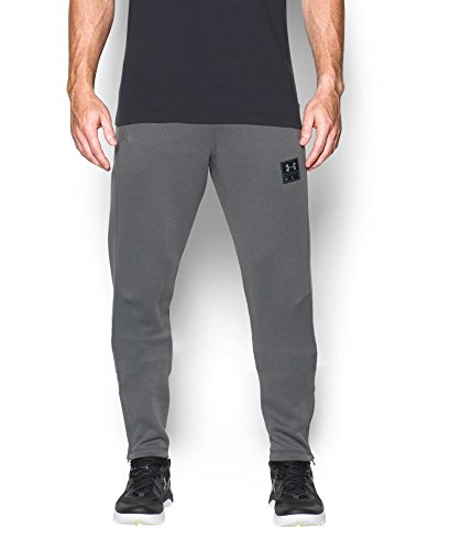Under Armour Men's UA x Muhammad Ali Cassius Clay Apollo Pants XX-Large Graphite