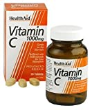 Health Aid, Vitamin C 1000mg - Prolonged Release - 100 Tablets