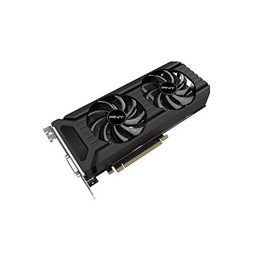 PNY nVidia GeForce GTX1060 Scheda Grafica da 6 GB, 1280 MHz, PCI Express 3.0