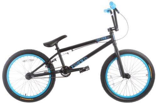Framed Attack LTD BMX Bike Black/Blue 20