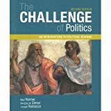 img - for The Challenge of Politics An Introduction to Political Science 2e Second 2nd Edition By Neal Riemer, Douglas W. Simon, & Joseph Romance, U.S. Edition book / textbook / text book