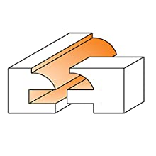 CMT 891.502.11 2-Piece Rail & Stile Bit Set, 1/2-Inch Shank, 1-3/4-Inch Diameter, Carbide-Tipped
