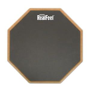 Evans RealFeel 6 inch Practice Pad by D'Addario