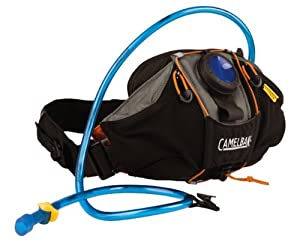 CamelBak Alterra 28-Ounce Hydration Pack (Graphite/Burnt Orange)