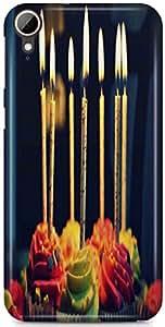 kSC Desginer Hard Back Case Cover For HTC Desire 828