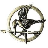 The Hunger Games Replik 1/1 Mockingjay Brosche (Buch-Version)by NECA