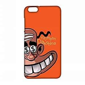 RANGSTER Yajmaan Dakshina-Fun Matte Finish Mobile Case For Huawei Honor 4x-Orange