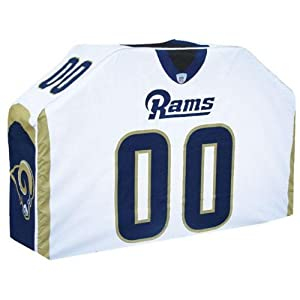 Team Sports St. Louis Rams 41x60x19.5 Grill Cover by Team Sports America