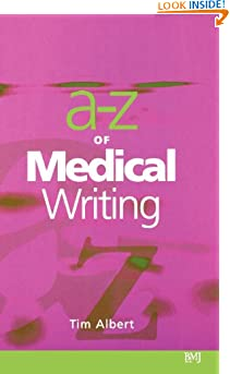 A Z of Medical Writing (Paperback)