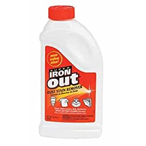 iron out rust stain remover 28 oz health personal care. Black Bedroom Furniture Sets. Home Design Ideas