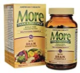 American Health More Than A Multiple with Brain Essentials — 90 Tablets by American Health