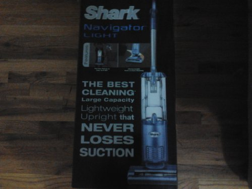 Shark Vacuum Steam Cleaner front-892
