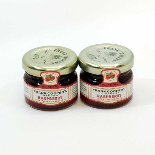 Frank Cooper's Oxford English Raspberry Jam,